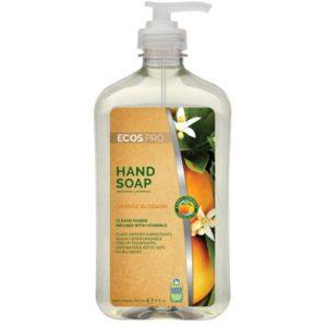 Earth Friendly Orange Blossom Hand Soap (6x17 OZ)