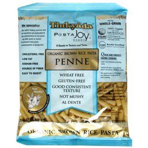 Tinkyada Organic Brown Rice Penne Pasta Gluten Free (12x12 OZ)