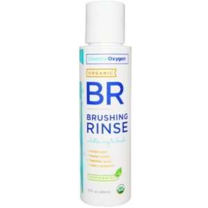 Essential Oxygen Brushing Rinse Peppermint Travel Size (1x3 OZ)