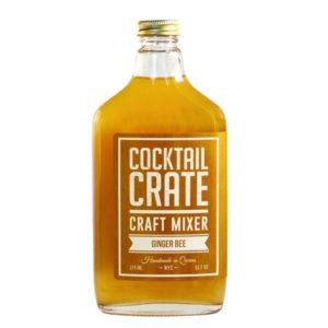 COCKTAIL CRATE CKTLCRT MXR GINGER BEE (6x12.7 OZ)