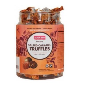 Alter Eco Salted Caramel Truffle (60x0.42 OZ)