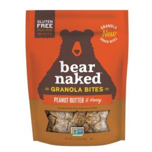 Bear Naked Granola Bites Peanut Butter And Honey (6x7.2 OZ)