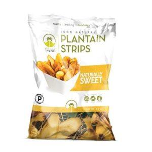Artisan Tropic Naturally Sweet Plantain Strips (12x4.5 OZ)