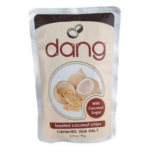 Dang Toasted Coconut Chips Caramel Sea Salt (12x3.17 OZ)
