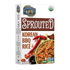 Lundberg Korean Bbq Rice (6x6 OZ)