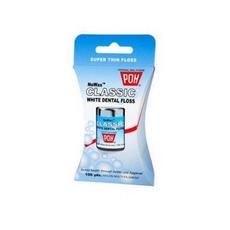 Poh Dental Floss Unwaxed 100 Yd (12x100YD )