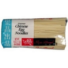 Rose Chinese Egg Noodles (12x16Oz)