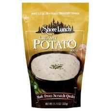 Shore Lunch Mix Soup Creamy Potato (6x11.75Oz)