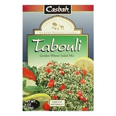 Casbah Taboule Garden Wheat & Salad Mix (12x6Oz)