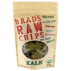Brad's Raw Chips, Kale (12x3Oz)