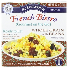 St. Dalfour Gourmet On The Go Whole Grain With Beans (6x6.2Oz)