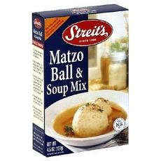 Streits Matzo Ball And Soup Mix (12x4.5Oz)