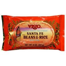 Vigo Santa Fe Pinto Beans & RicePouches (12x8Oz)