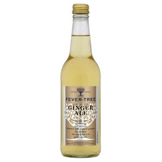 Fever-Tree Ginger Ale (6x4 Pack)