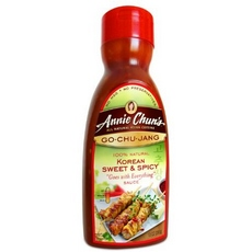 Annie Chun's Go Chu Jang Korean Sweet Spicy Sauce (6x10Oz)