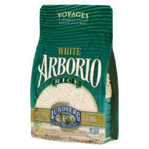 Lundberg Farms White Arborio Rice (6x1 LB)