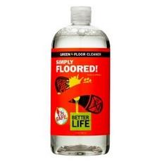 Better Life Simply Floored Green Floor Cleaner (6x32Oz)
