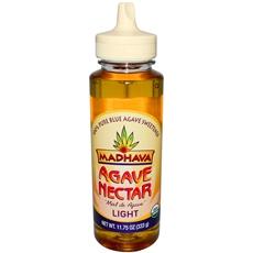Madhava Agave Nectar Light (6x23.5Oz)