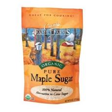 Coombs Family Farms Organic Pure Maple Sugar (6x6/6 Oz)