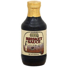 Allegro Gold Buckle Brisket Sauce (6x16Oz)