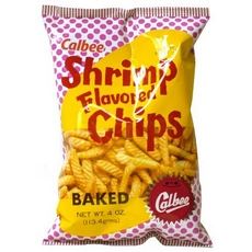 Calbee Shrimp Flavored Chips (12x4Oz)