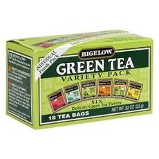 Bigelow Green Tea Assorted (6x16 EA)