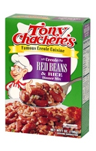 Tony Chachere's Red Beans & Rice Mix (12x7 Oz)