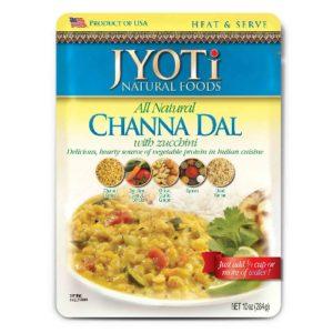 Jyoti Channa Dal with Zucchini (6x10 Oz)