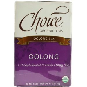 Choice Organic Teas Oolong (6x16 Bag)