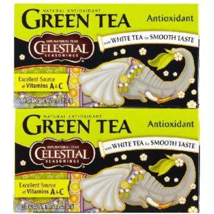 Celestial Seasonings Antioxidant Green Tea (6x20 Bag)