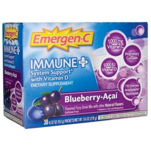 Alacer Emergen-C Bluberry Acai (30 CT)