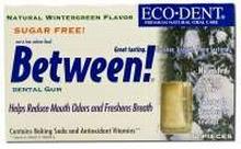 Eco-Dent Between! Wintergreen Dental Gum (12x12 pc)