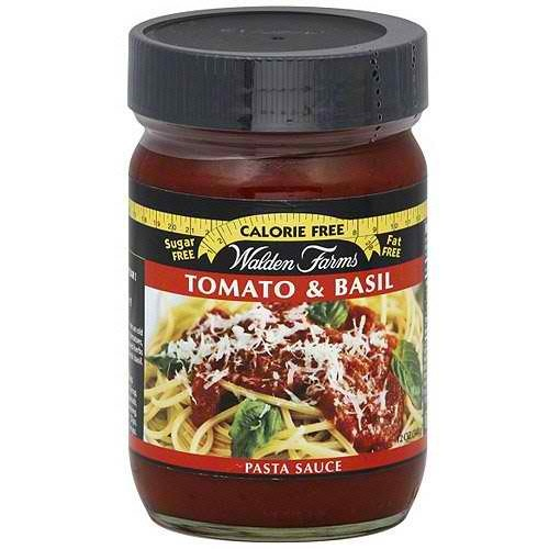 Walden Farms Tomato & Basil Pasta Sauce (6x12 Oz)
