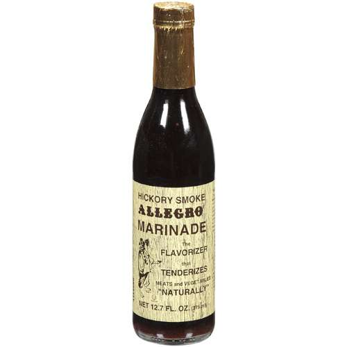 Allegro Hickory Smoke Marinade (6x12.7 Oz)