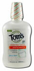 Tom's Of Maine Juicy Mint w/Flouride, Alcohol Free Mothwash (16 Oz)