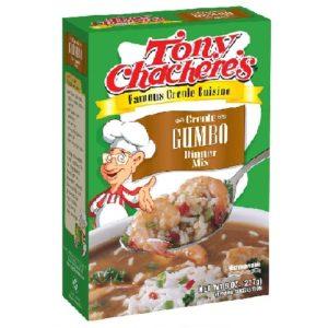 Tony Chachere's Gumbo Mix (12x8 Oz)